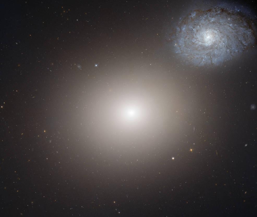 M60 and NGC 4647