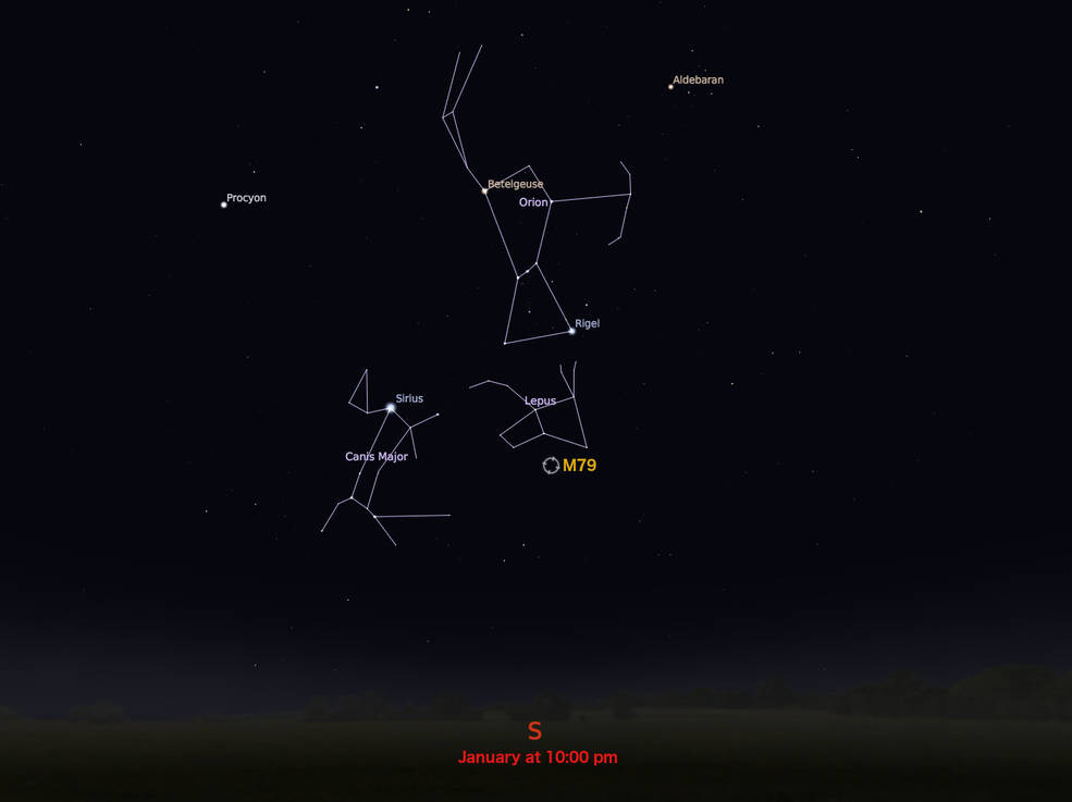 Messier 79 | NASA
