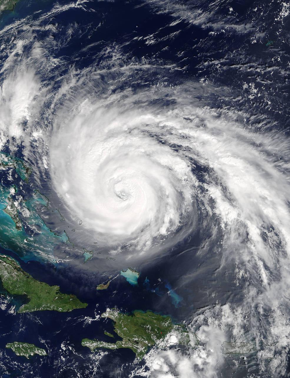 Terra image of Maria