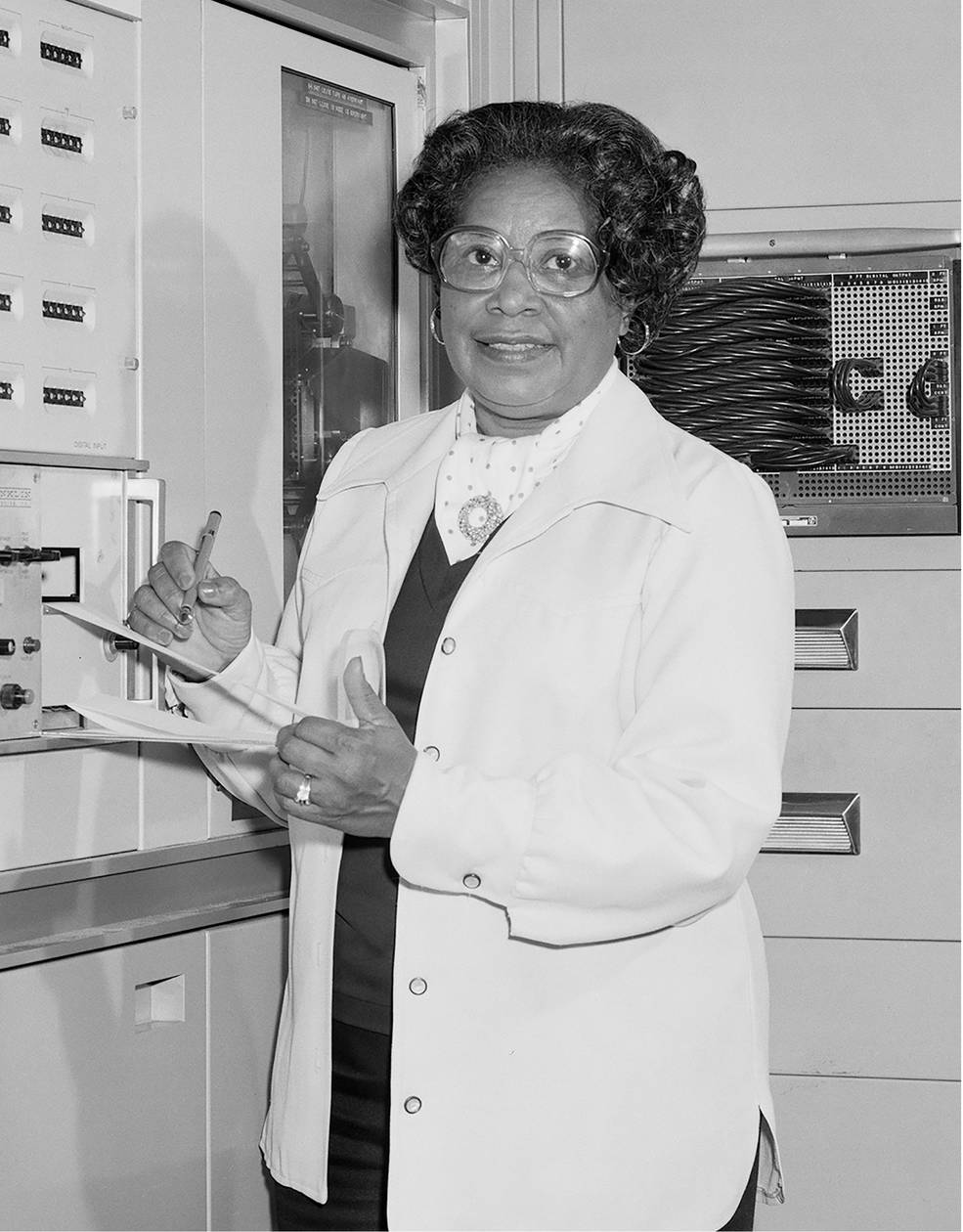 Mary Winston Jackson (1921–2005) successfully overcame the barriers of segregation and gender bias to become a professional aerospace engineer and leader in ensuring equal opportunities for future generations. Credits: NASA