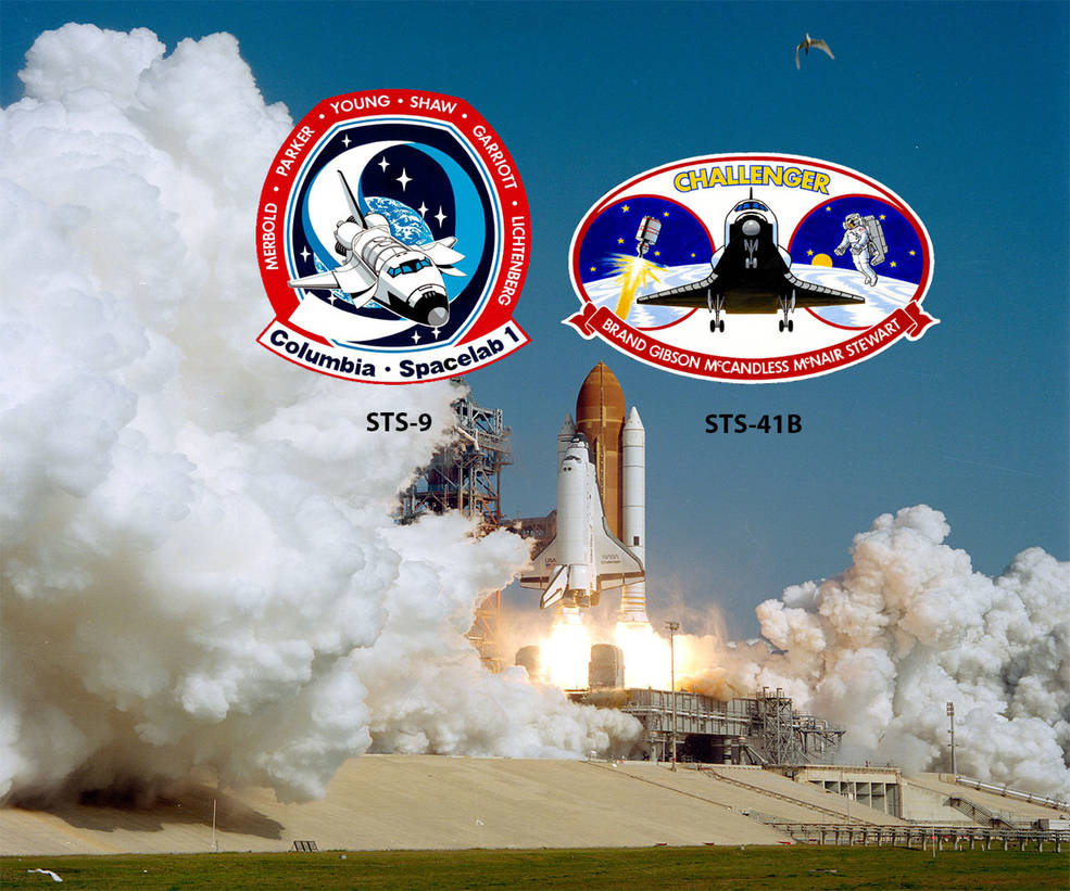 space shuttle mission numbering system -#main