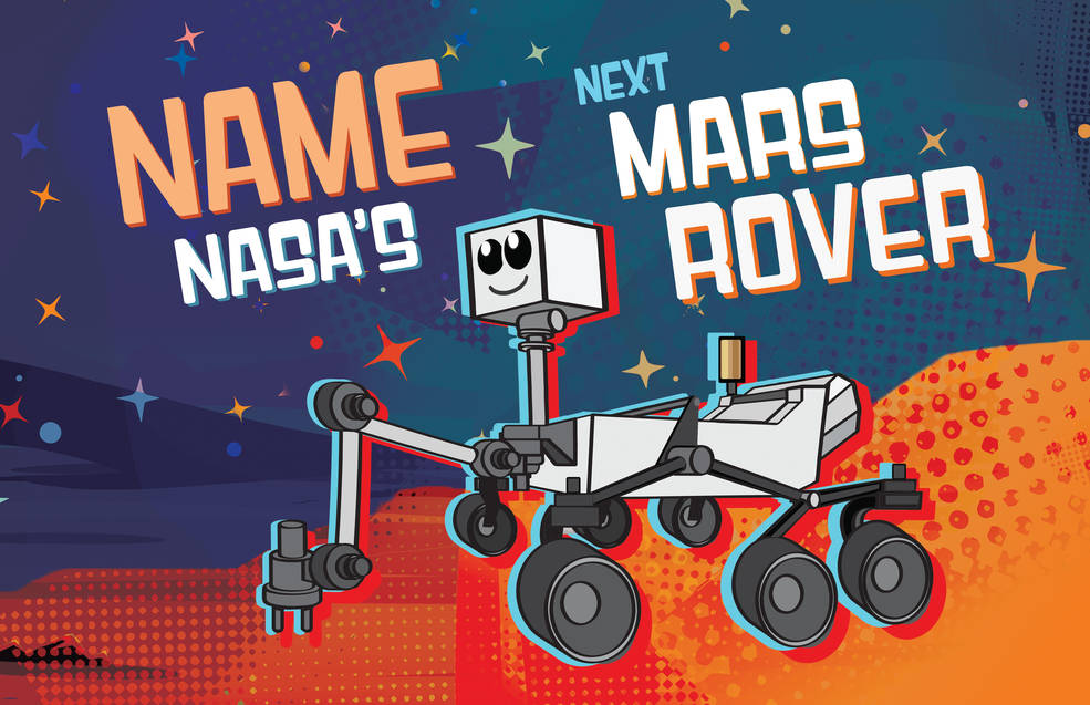 Mars Rover 2020 Naming Competition
