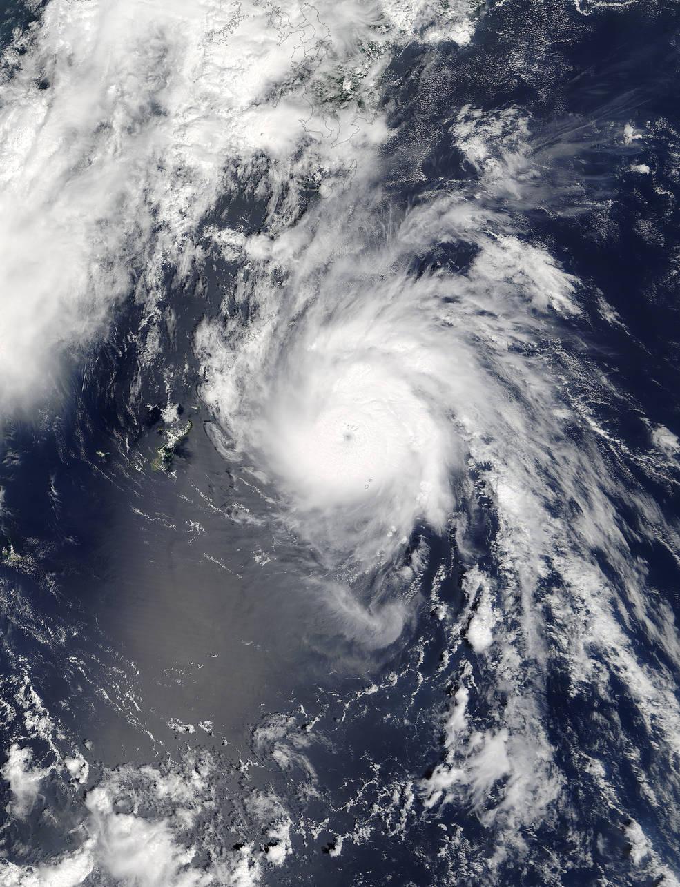 Terra image of Namtheun
