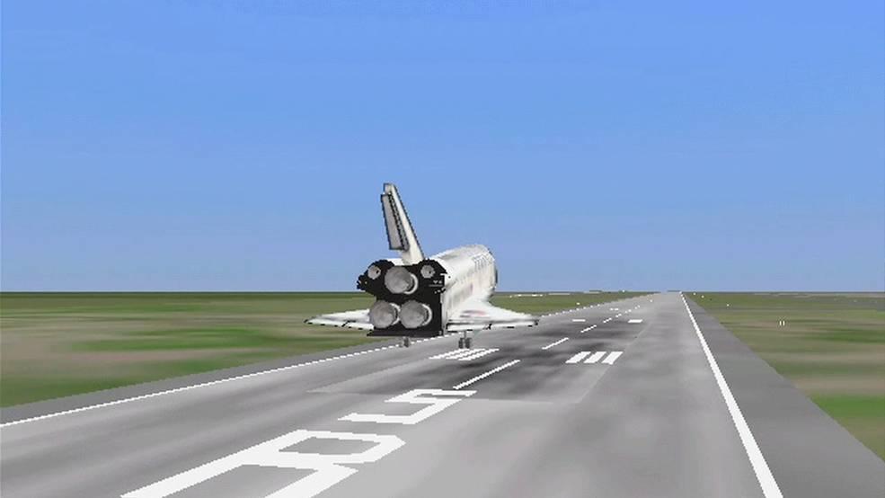 NASA EDGE: Space Shuttle Sim | NASA