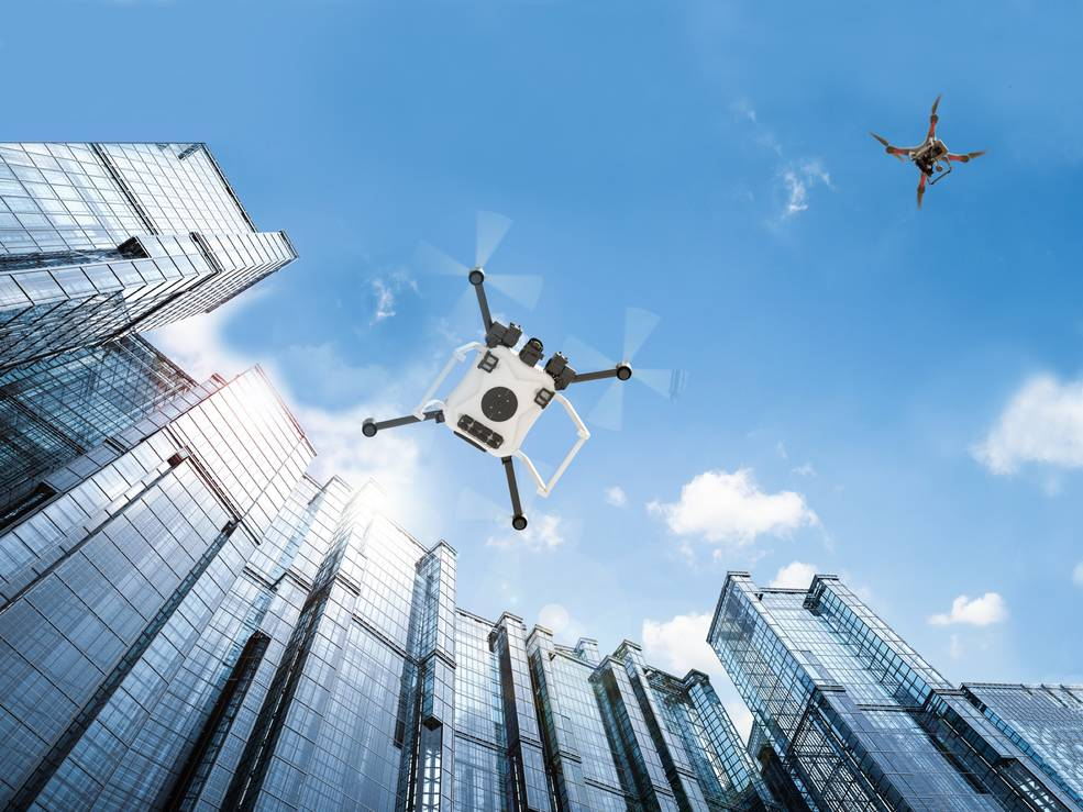 NASA is conducting field demonstrations of small drones navigating urban landscapes in Reno, Nevada, and Corpus Christi, TX