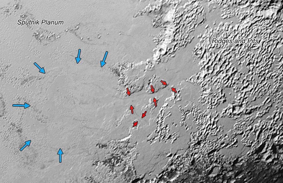Amazing Plutone Foto NASA