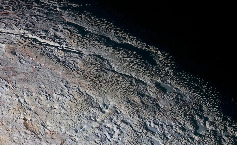 Pluto's Blades