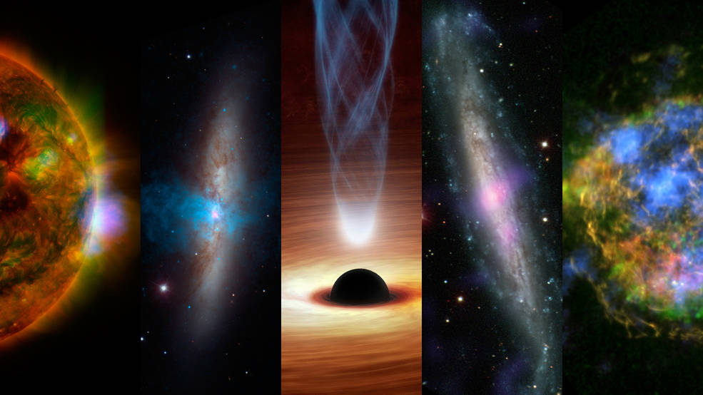 nustar s first five years in space nasa