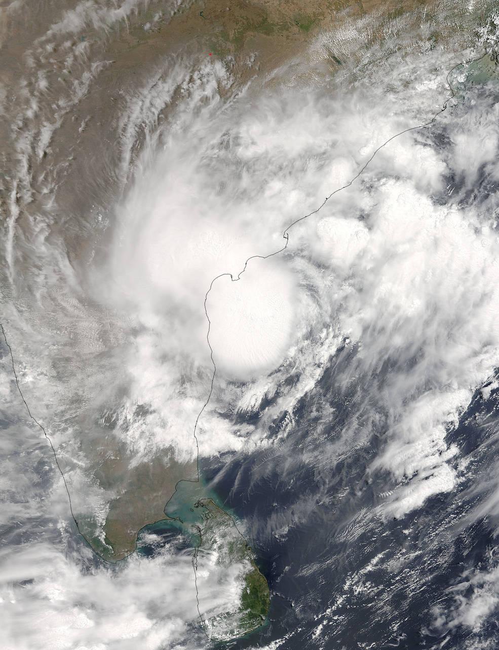 Terra image of Roanu