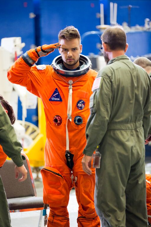 Can't drag One Direction down—they are 'go' for launch! | NASA