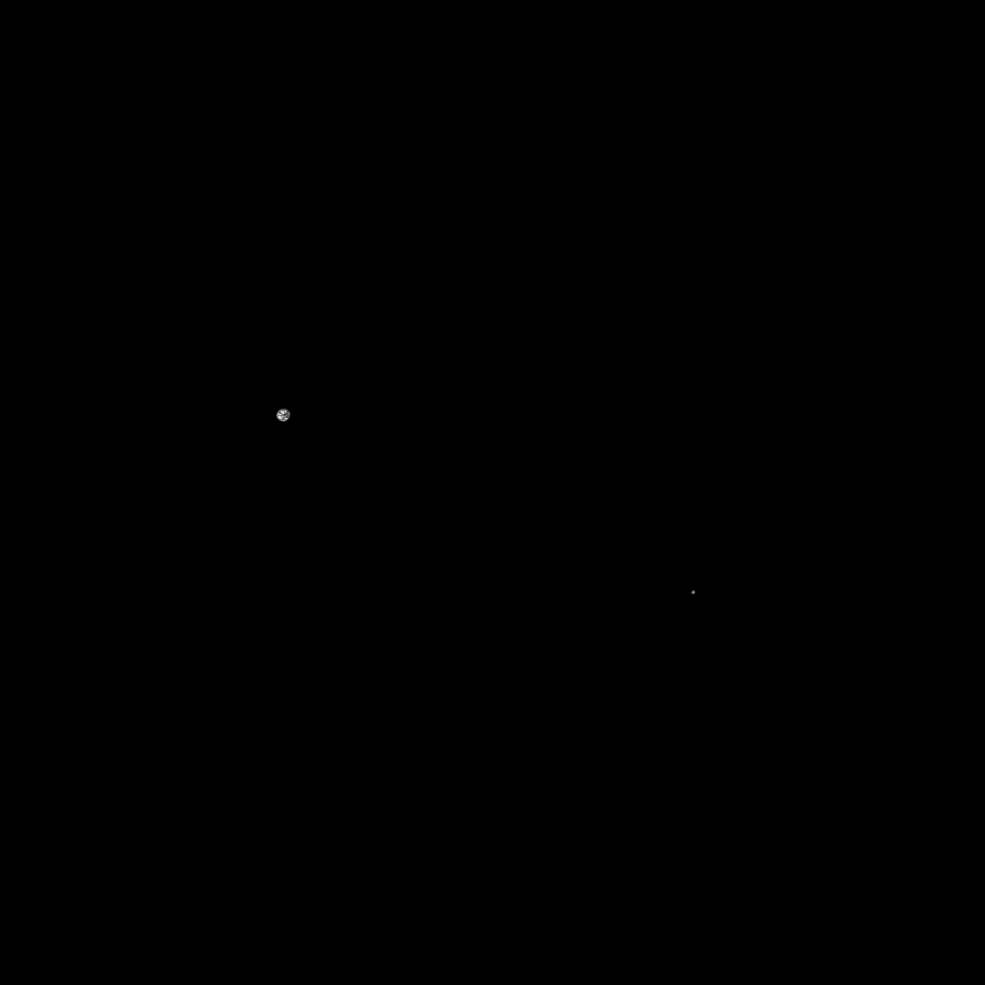 OSIRIS-REx Snaps Pictures of Earth and the Moon