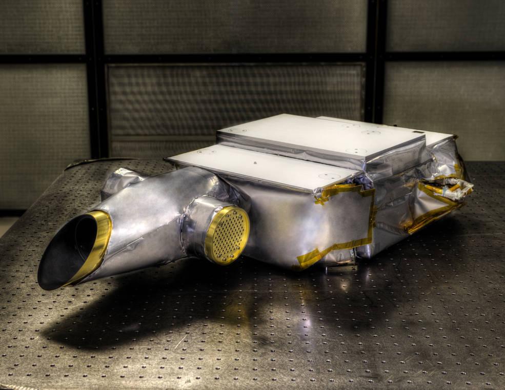 OSIRIS-REx Visible and Infrared Spectrometer