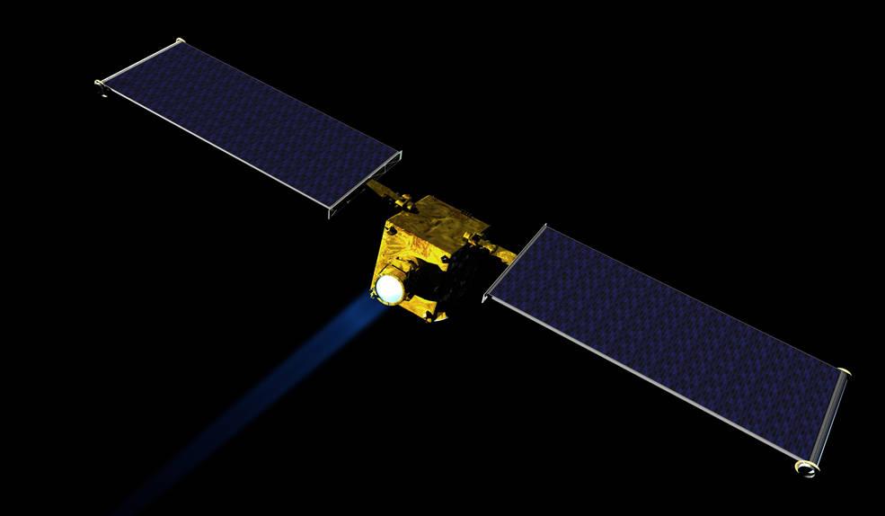 NASA begins design phase of asteroid deflection system (nasa.gov)