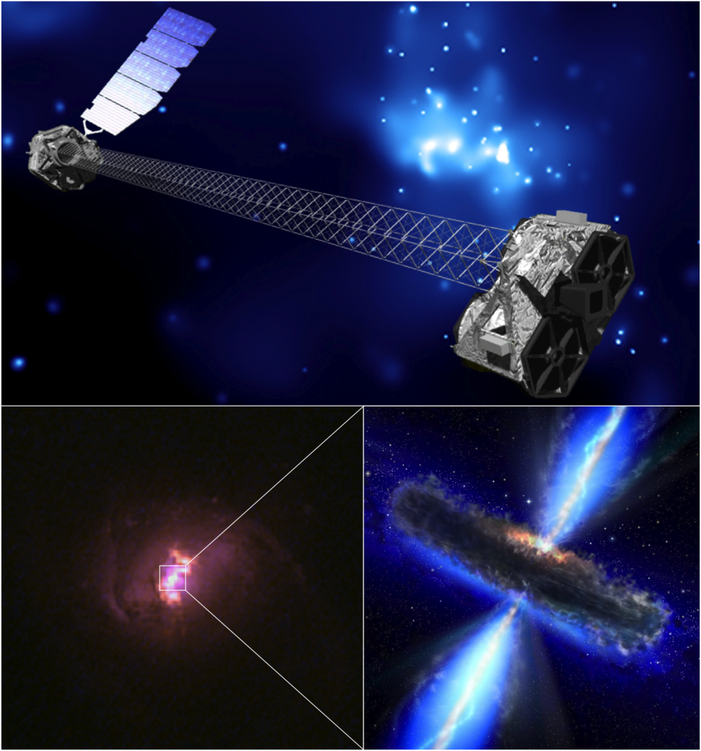 NuSTAR Stares Deep into Hidden Lairs of Black Holes