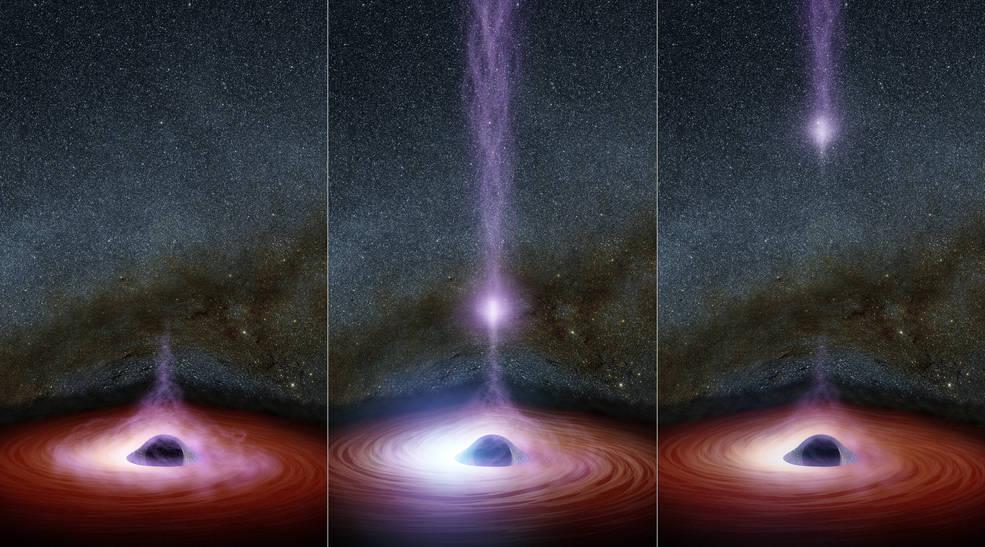 «Сколько весит космос»: ученые впервый раз отыскали способ взвесить черные дыры