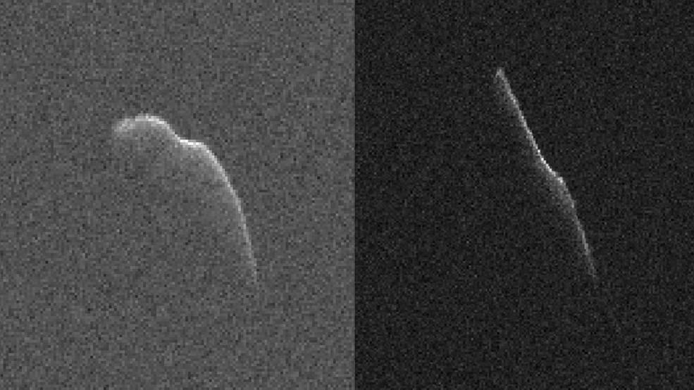 Asteroide que pasara cerca de la Tierra en Navidad