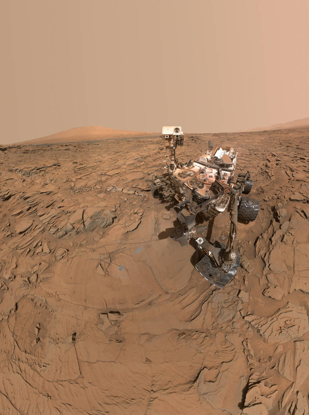 Will NASA Send Its Rover To Image Potential Mars Water Sites? (nasa.gov)