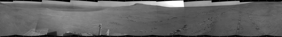 """Perseverance Valley"" on Mars"