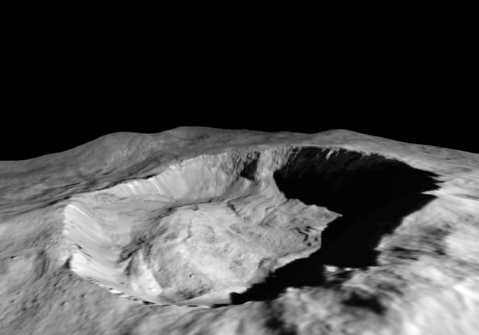 NASA Dawn Reveals Recent Changes in Ceres' Surface  Pia21918