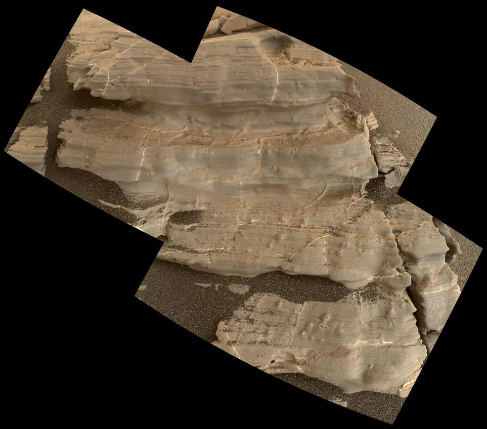 Tiny Crystal Shapes Get Close Look From Mars Rover Pia22211-nasahome