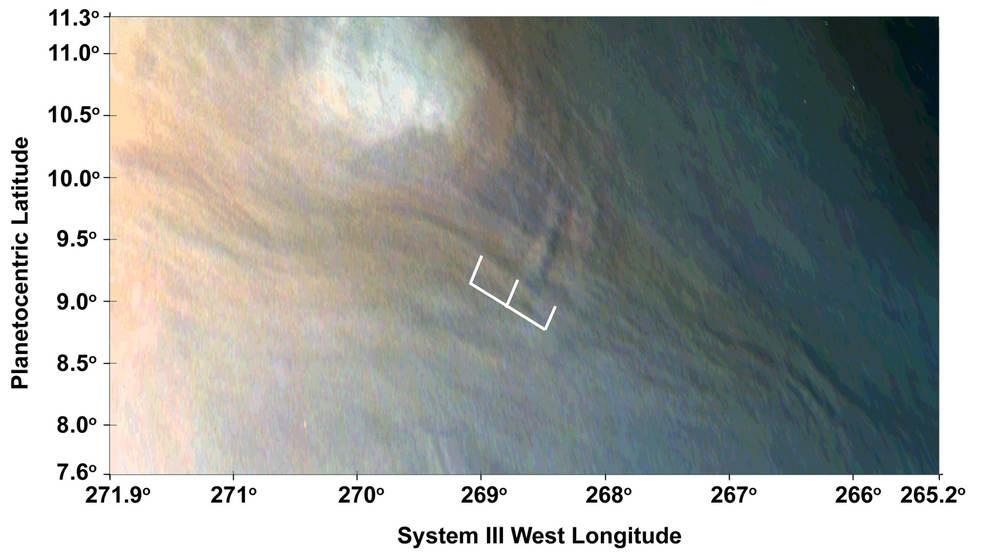 NASA's Juno Mission Detects Jupiter Wave Trains Pia22796-16_0