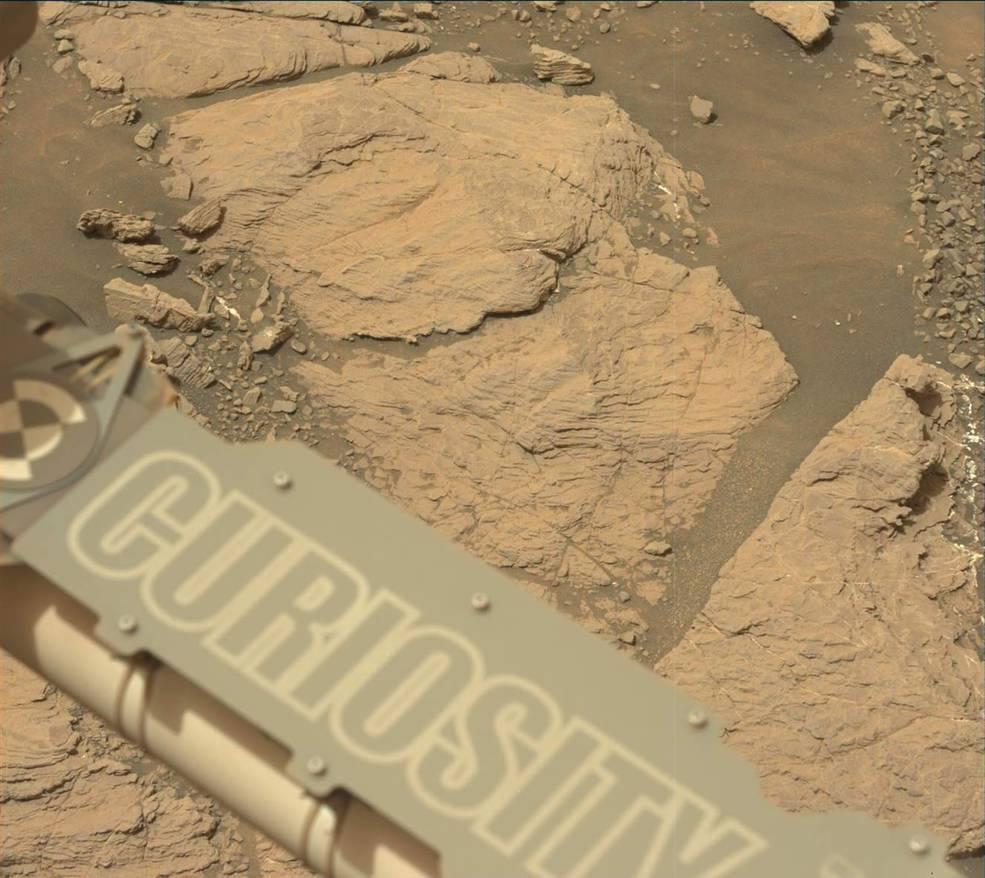 MARS: CURIOSITY u krateru  GALE Vol II. - Page 31 Pia23047