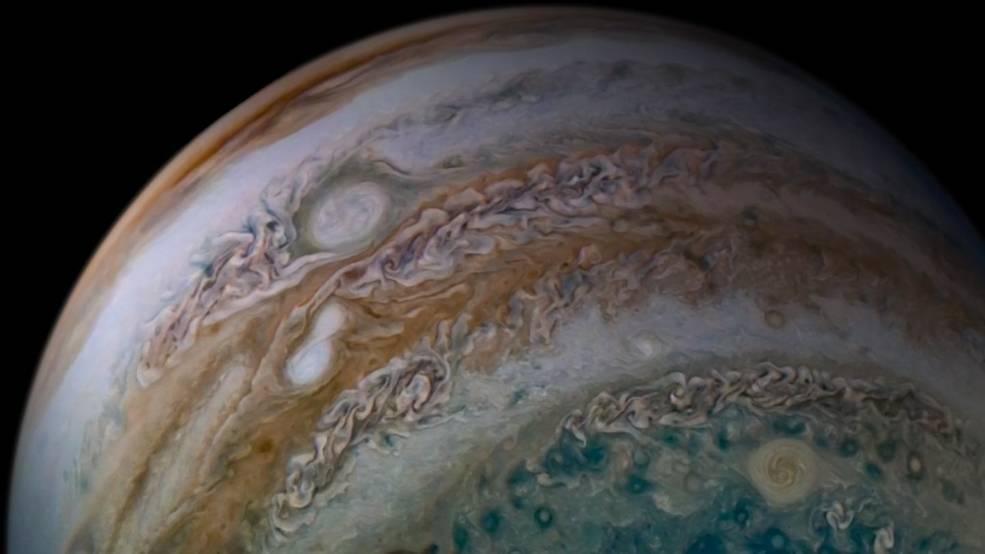 La misión Juno de la NASA se expande hacia el futuro.