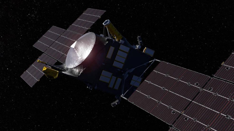Vesmírná mise k planetce Psyche přechází do poslední fáze před startem, začíná sestavení sondy