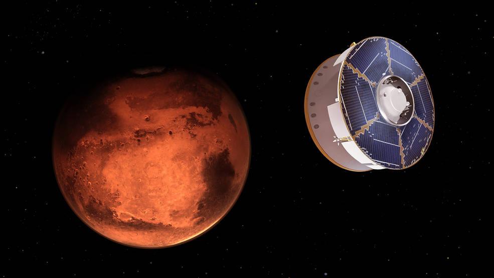 Rover Mars perseverance , Crediti: NASA / JPL-Caltech