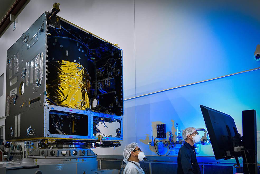 La misión Psyche de la NASA avanza, superando un hito clave