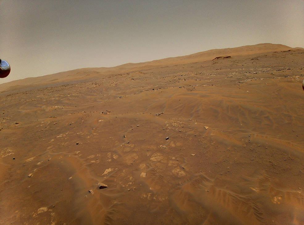 El Rover Perseverance de la NASA comienza su primer estudio científico en Marte