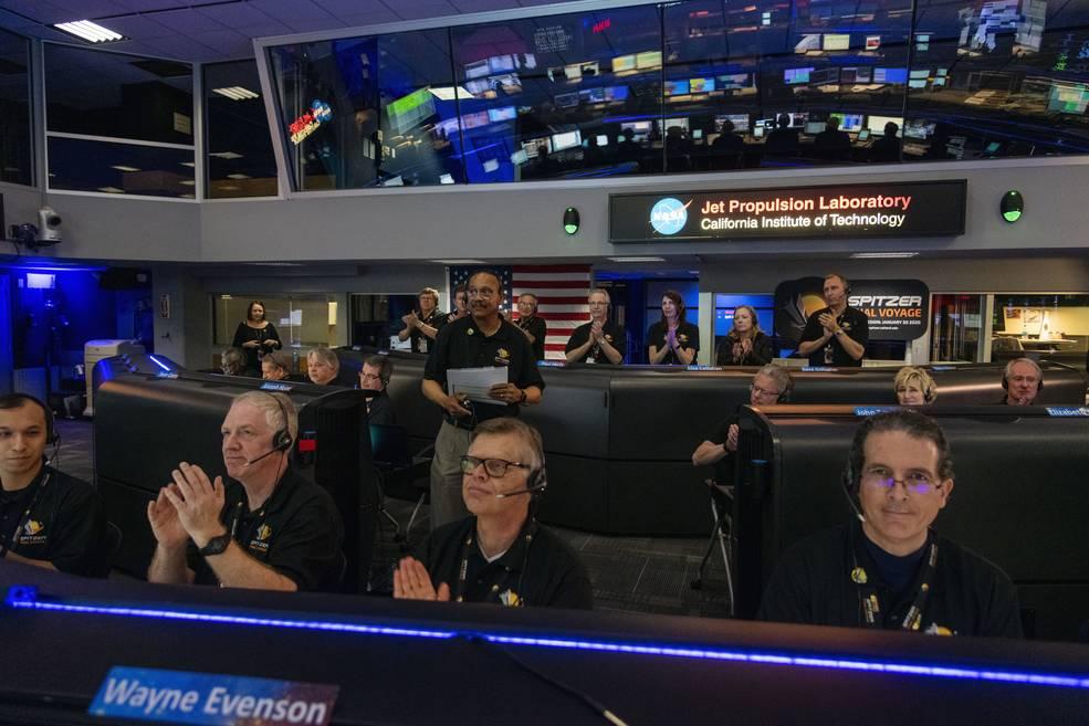 Gli scienziati del progetto Spitzer dichiarano la fine della missione