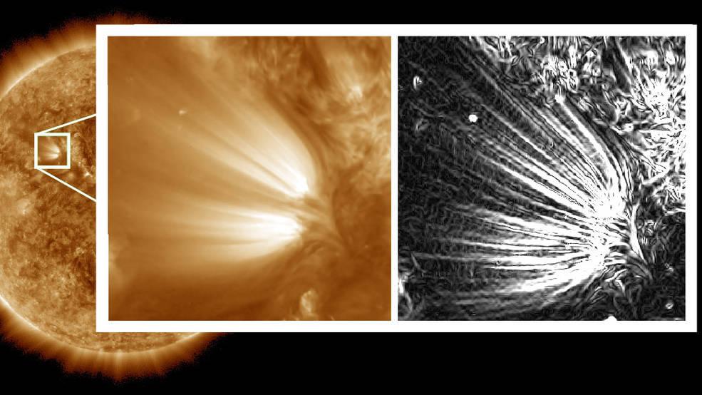 Explorando el viento solar con una nueva visión de las pequeñas estructuras solares.