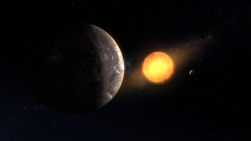 Penelusuran Ulang Membuat Kepler-1649c Masuk Dalam Zona Planet Layak Huni