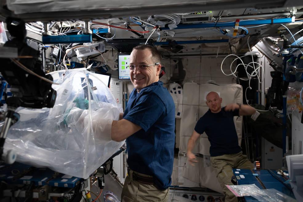 NASA Astronaut Ricky Arnold