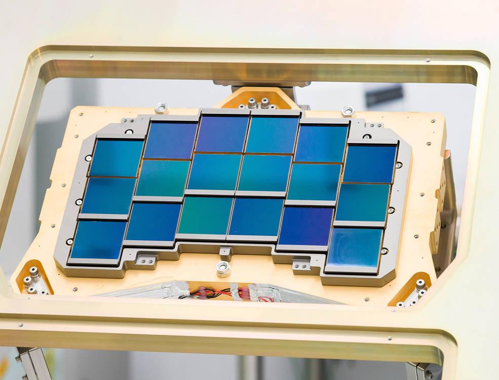 """El Nancy Grace Roman Space Telescope de la NASA selecciona 24 """"ojos"""" de visión térmica"""