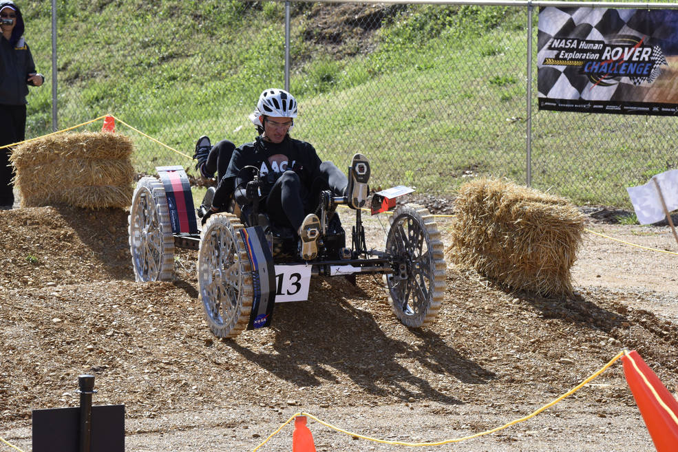 017 NASA Human Exploration Rover Challenge