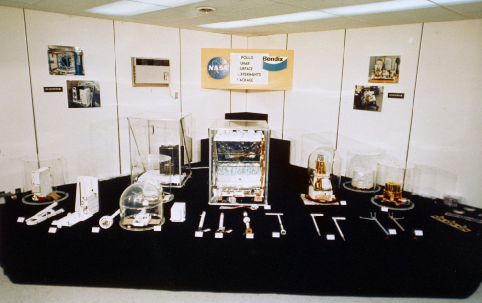 50 Years Ago: First Apollo Lunar Surface Experiment Package Accepted