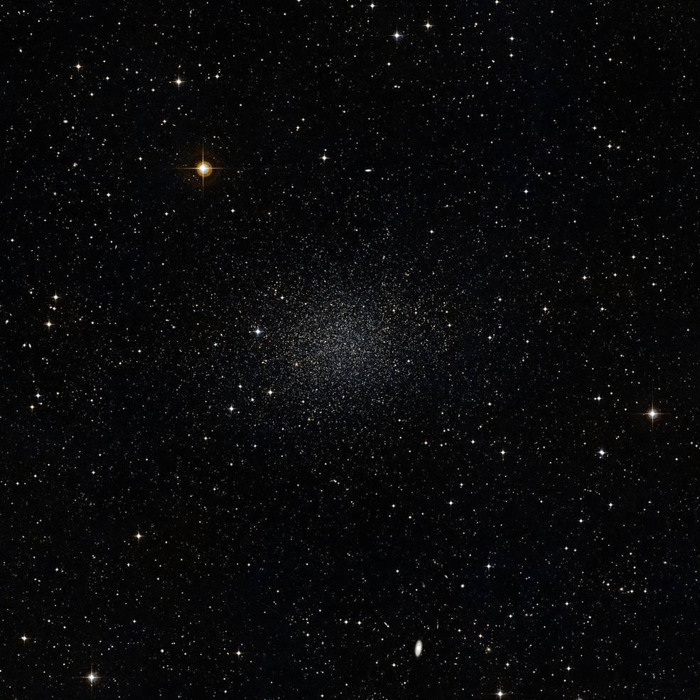 Dwarf galaxy, Sculptor
