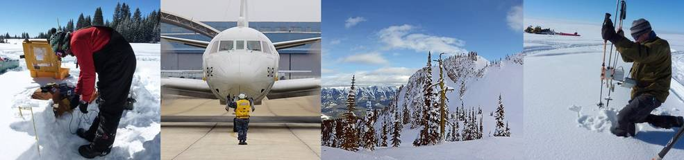 In February 2017, NASA begins the SnowEx field campaign in Colorado to advance new remote-sensing techniques.