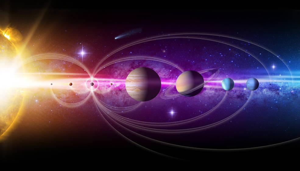 Build A Solar System Model Exploratorium | Autos Post
