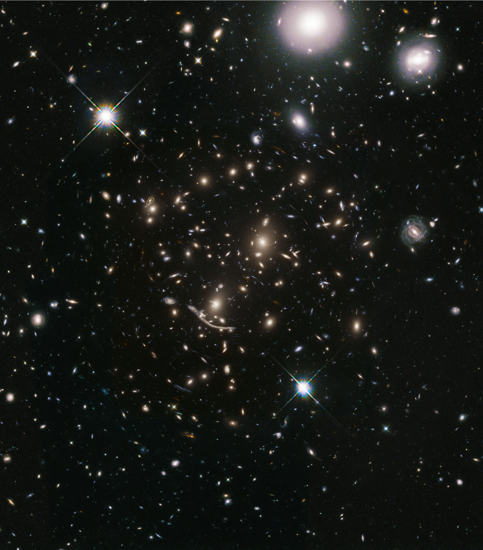 field of galaxies