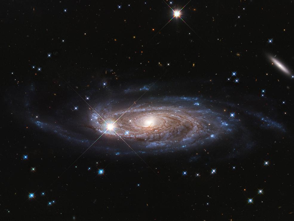 Il telescopio spaziale Hubble festeggia i 30 anni di esplorazioni nello spazio anche con un libro