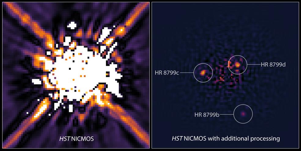 El telescopio James Webb de la NASA estudiará exoplanetas jóvenes en órbitas muy alejadas a su estrella anfitriona