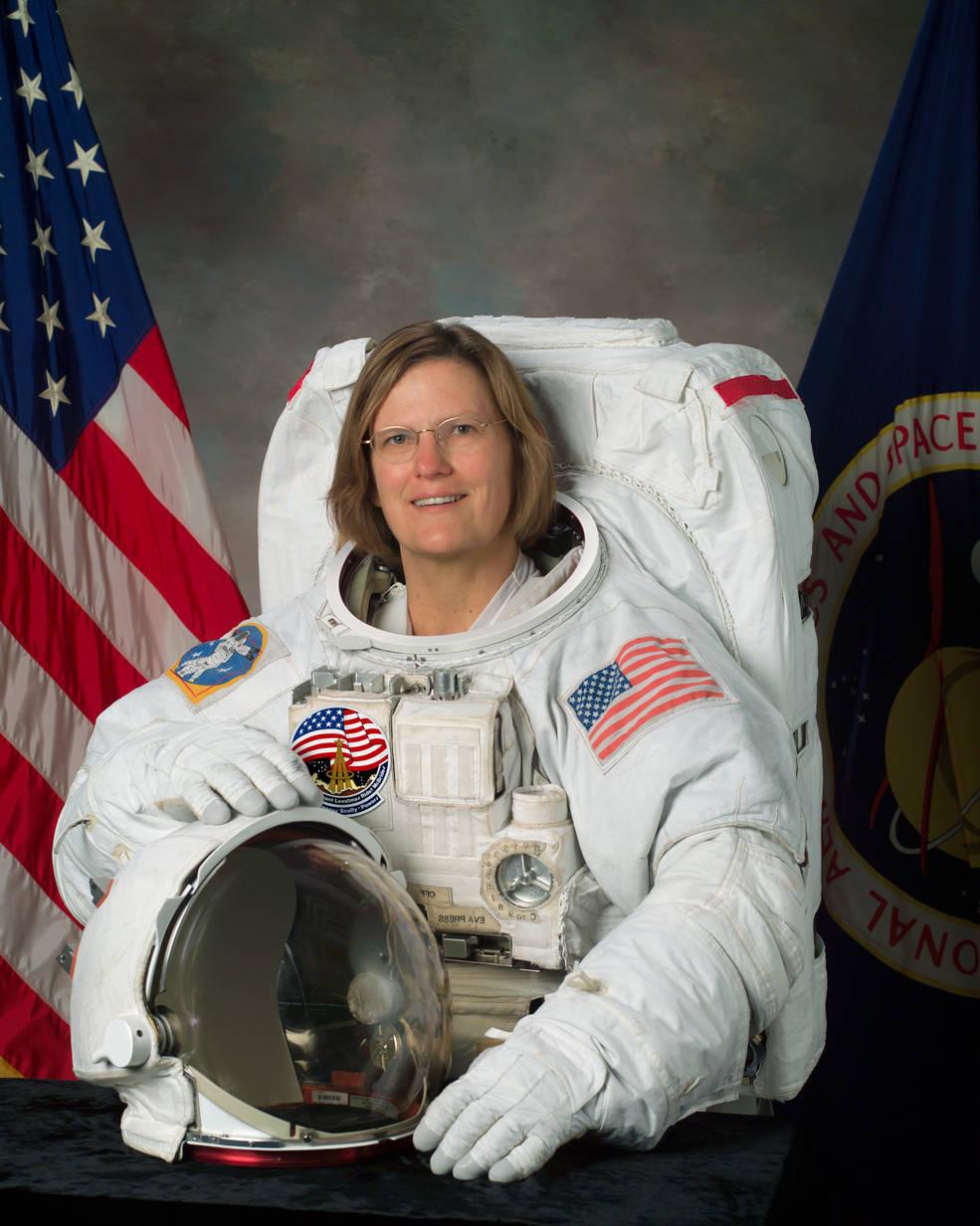 astronaut Dr. Kathy Sullivan