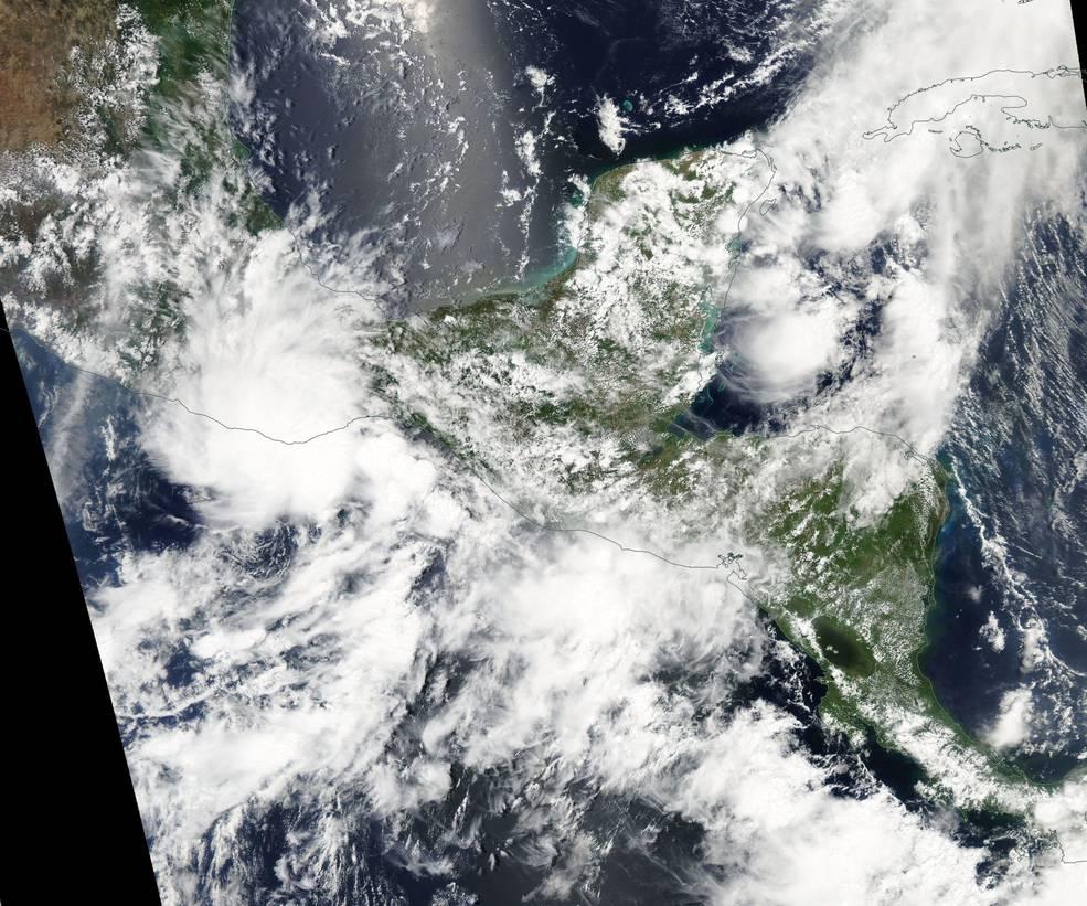 Aqua image of TD1