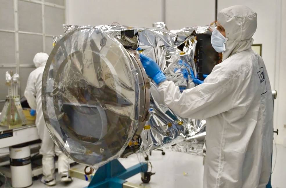 NASAs TEMPO instrument