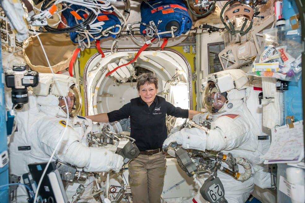 NASA astronaut Peggy Whitson is set to extend her mission with an additional three months at the International Space Station.