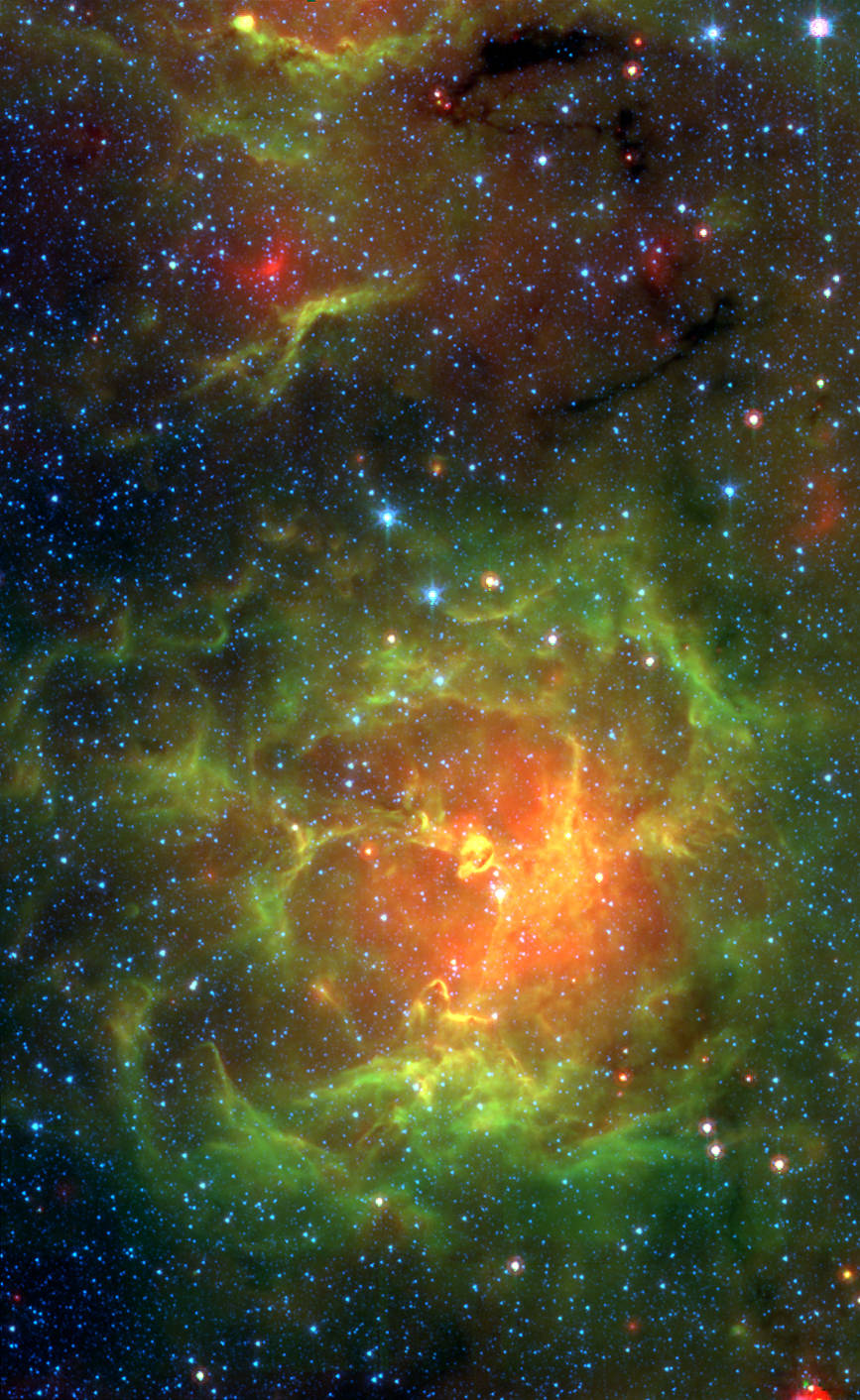 What is a dying star called?