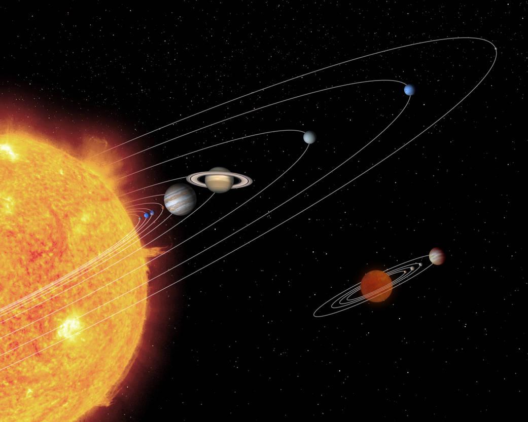 'Mini-Me' Solar System